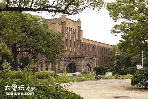 舊大阪市立博物館