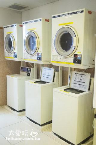 洗衣機與乾衣機