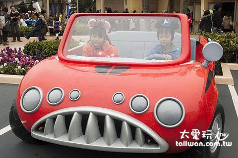東京迪士尼樂園Tokyo Disney Land適合小朋友