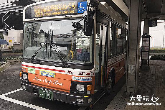 小江户名所巡迴巴士