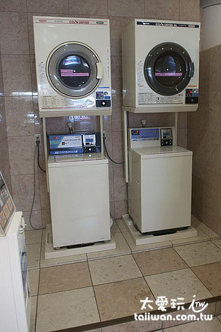 東橫Inn西葛西酒店自助洗衣機