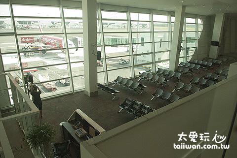 吉隆坡廉價機場KLIA 2 候機室