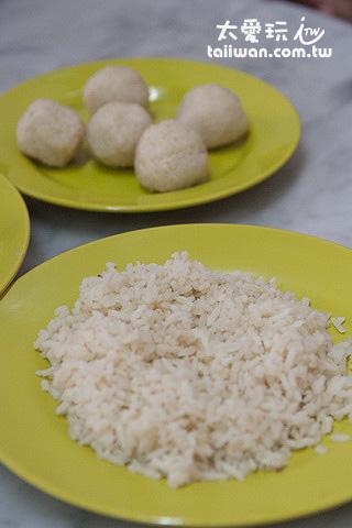 和記吃雞粒飯建議一定要叫一粒粒的,而不是叫傳統的一盤飯