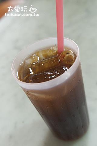 中華茶室的涼茶也很讚