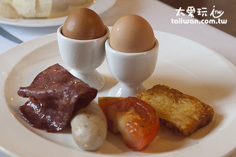 早餐水煮蛋