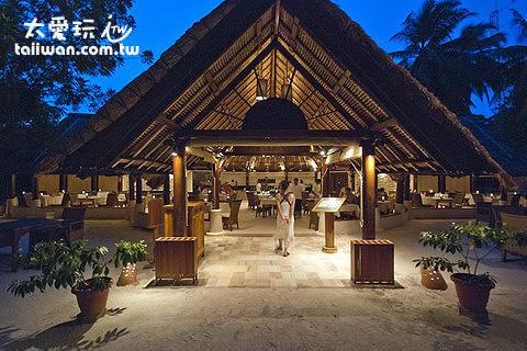 Ilaafathi Restaurant(主餐廳)