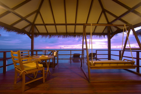 Water Villas,照片來源Filitheyo Island Resort