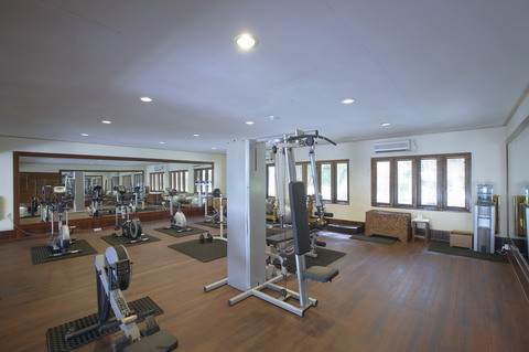 健身房( Gym ),照片來源Filitheyo Island Resort