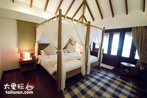 濱海套房Beach Villa Suites客房