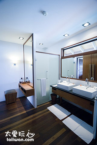 海上屋Water Villas浴室