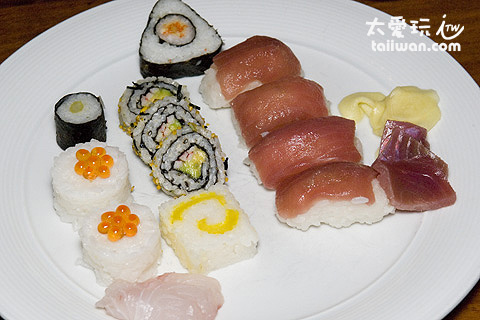 Malafaiy Restaurant主餐廳晚餐日本料理