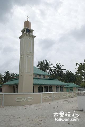 列島遊-居民島的清真寺