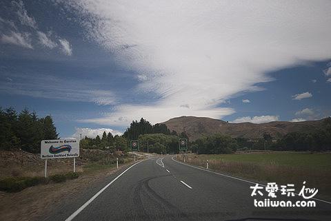 紐西蘭開車