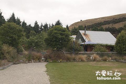 住宿農場民宿體驗紐西蘭農家生活
