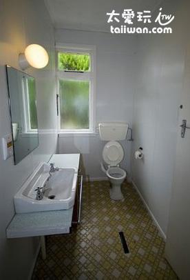 雙人房衛浴
