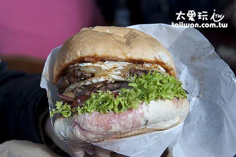 Fergburger大漢堡是我推薦環球必吃的特色美食