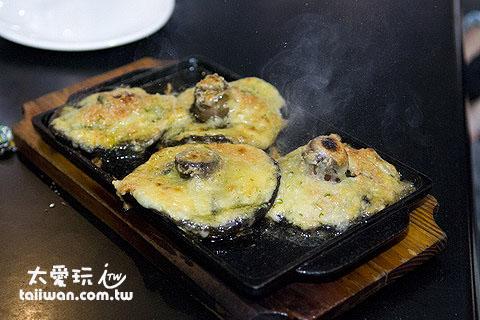 Flame Bar & Grill焗烤香菇