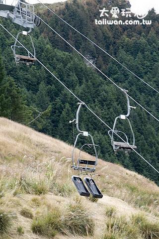 Luge纜車