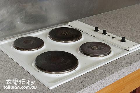 公共廚房電熱爐