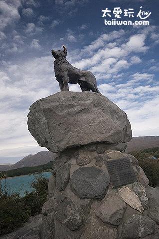 牧羊人犬紀念碑