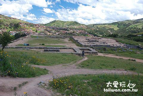 Cusco近郊遺跡Saqsaywaman