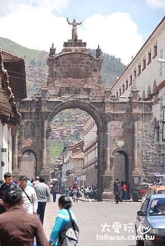 庫司科(Cusco)市區