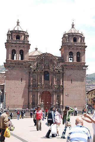 武器廣場旁的大教堂