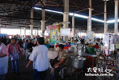中央市場小吃區