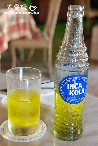 Inca Cola印加可樂