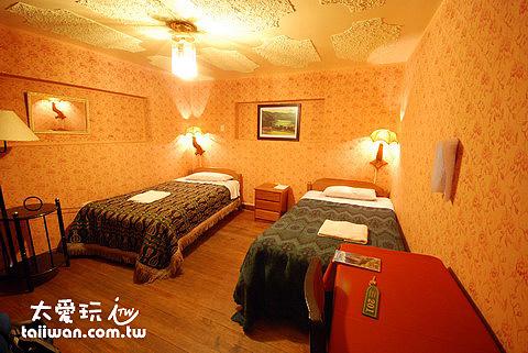 Koyllur Hostel雙人房