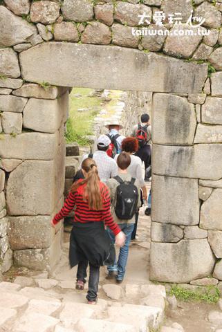 馬丘比丘(Machu Picchu)入口