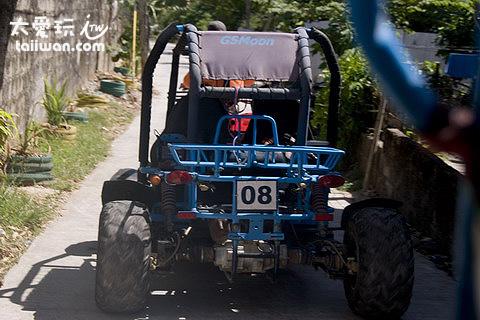 長灘島ATV