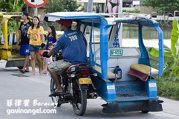 三輪機車(Tricycle)