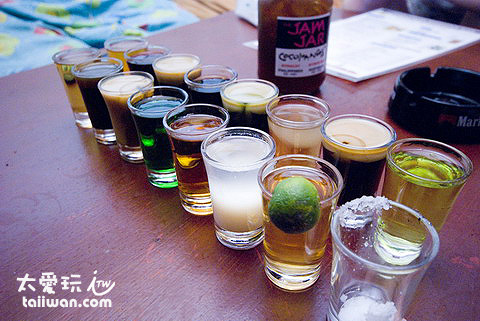 Cocomangas Bar 15杯調酒