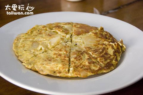 Dos Mestizos西班牙餐廳西式蛋