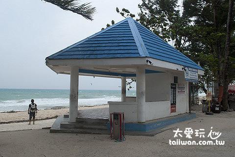 长滩岛Station 3