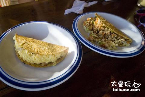 Jonah's Fruit Shake & Snack Bar的好吃Taco