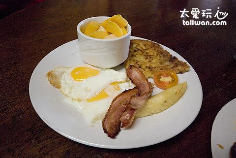 英式早餐 205 P