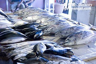 D'talipapa是長灘最出名的海鮮市場