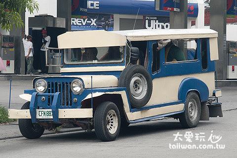 吉普尼Jeepney