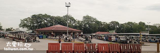 吉普尼Jeepney車站