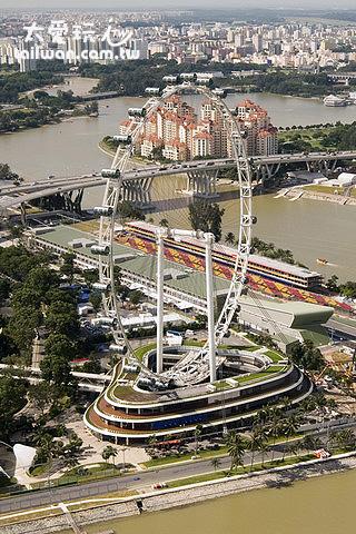 新加坡摩天景觀輪