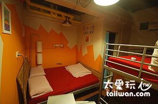 分館一樓的房間