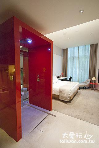門框造型淋浴間