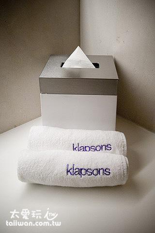 克拉普松精品旅館