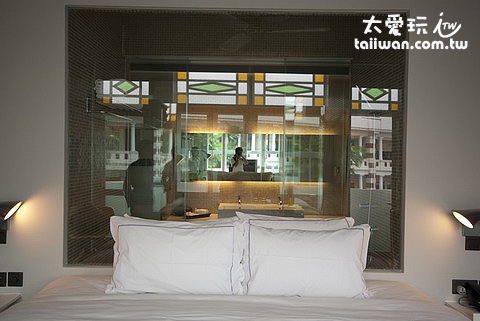 大華酒店Aqua Room