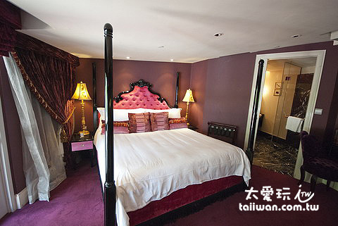 史閣樂精品飯店The Scarlet a Boutique Hotel