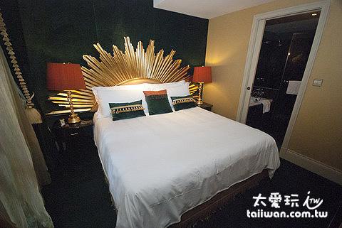 史閣樂精品飯店Opulent富裕套房