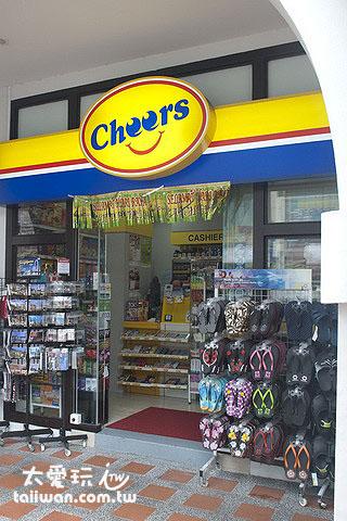 新加坡市區裡許多商店都有賣預付卡