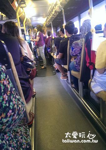 170藍牌公車